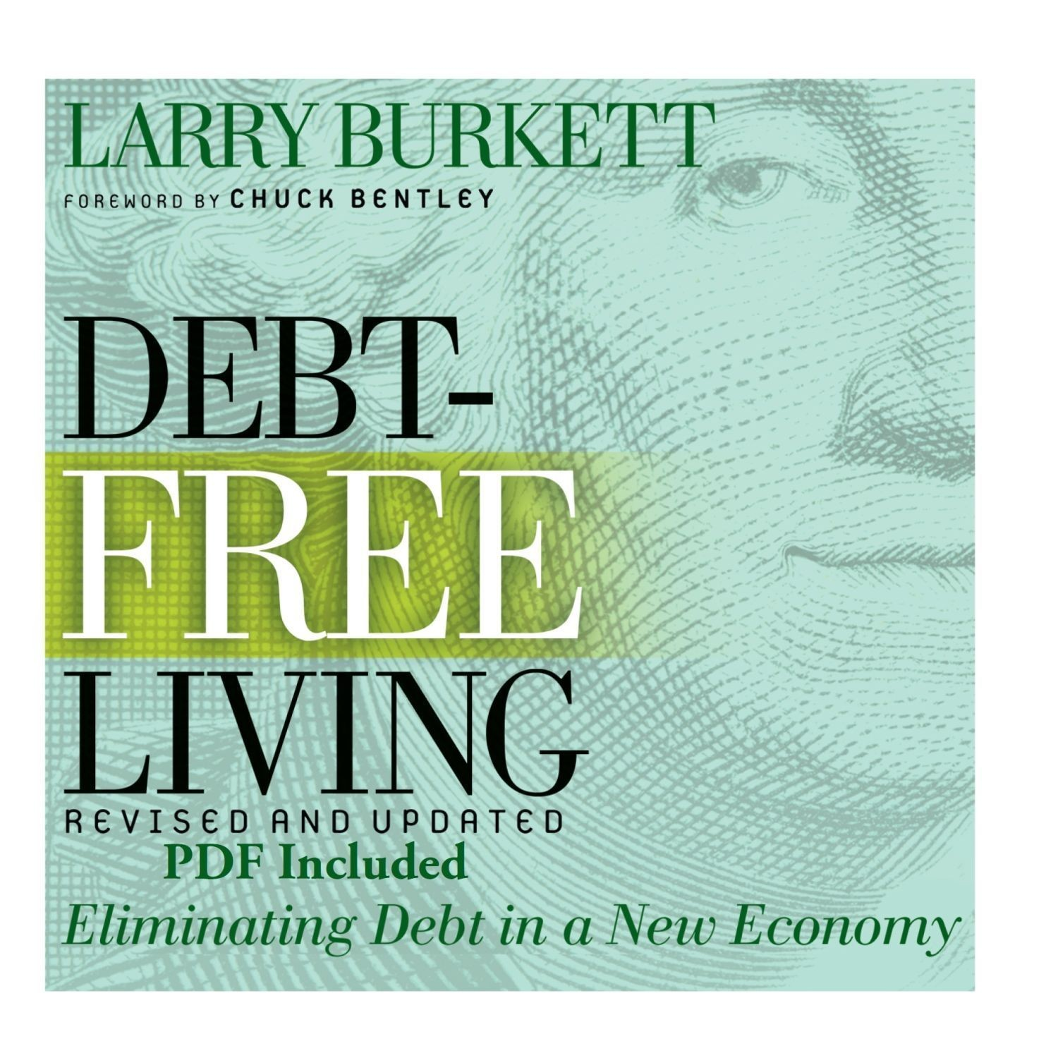 Printable Debt-Free Living: Eliminating Debt in a New Economy Audiobook Cover Art