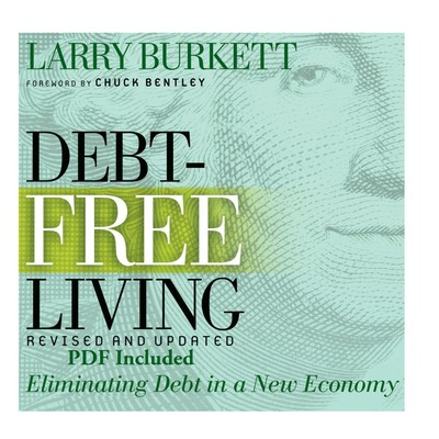 Debt-Free Living: Eliminating Debt in a New Economy Audiobook, by