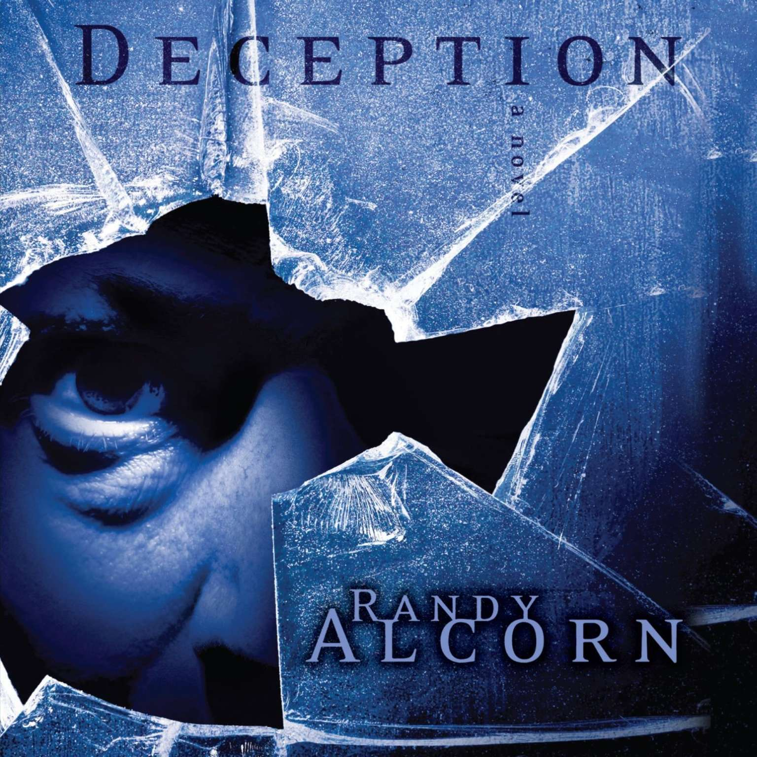 Printable Deception Audiobook Cover Art