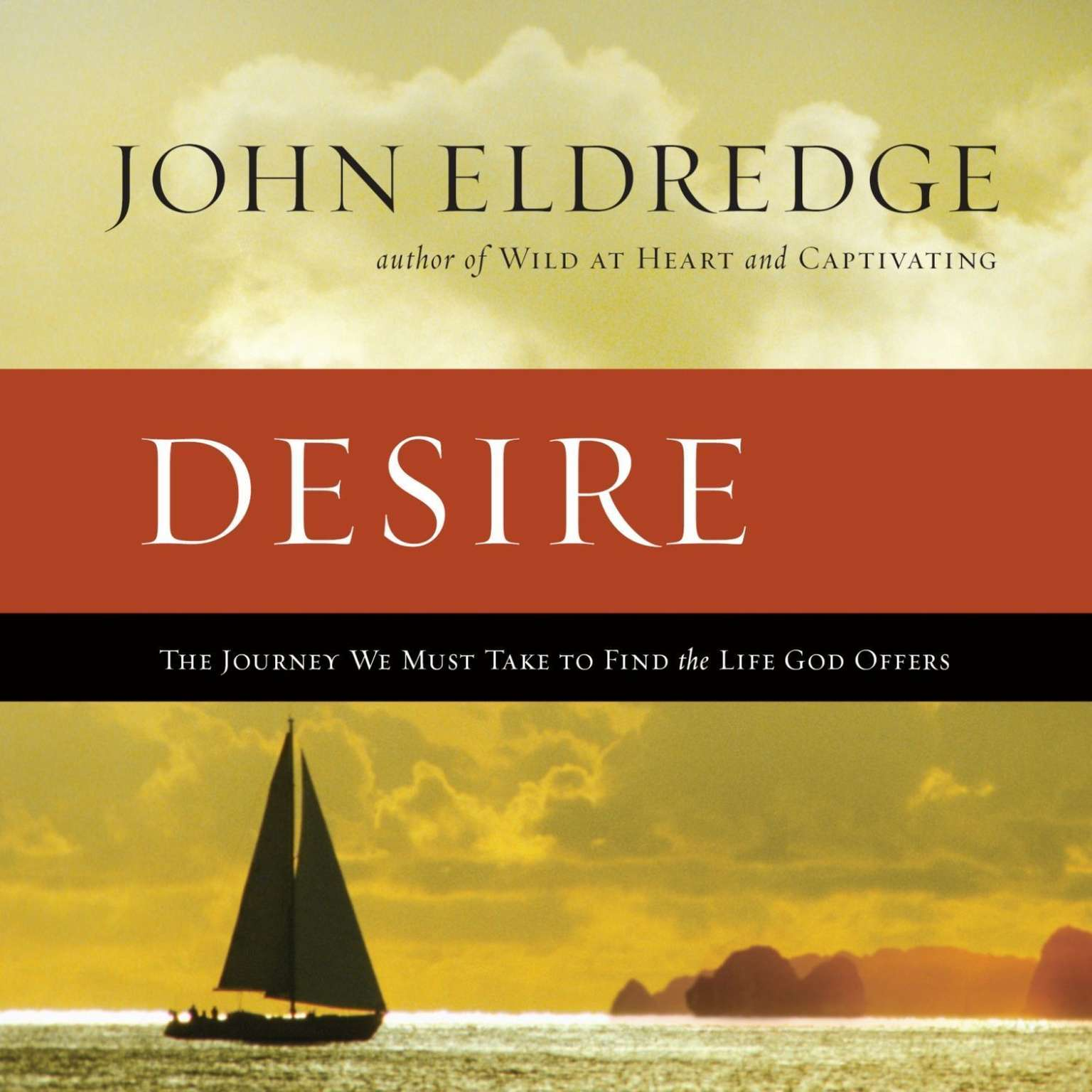 Printable Desire: The Journey We Must Take to Find the Life God Offers Audiobook Cover Art