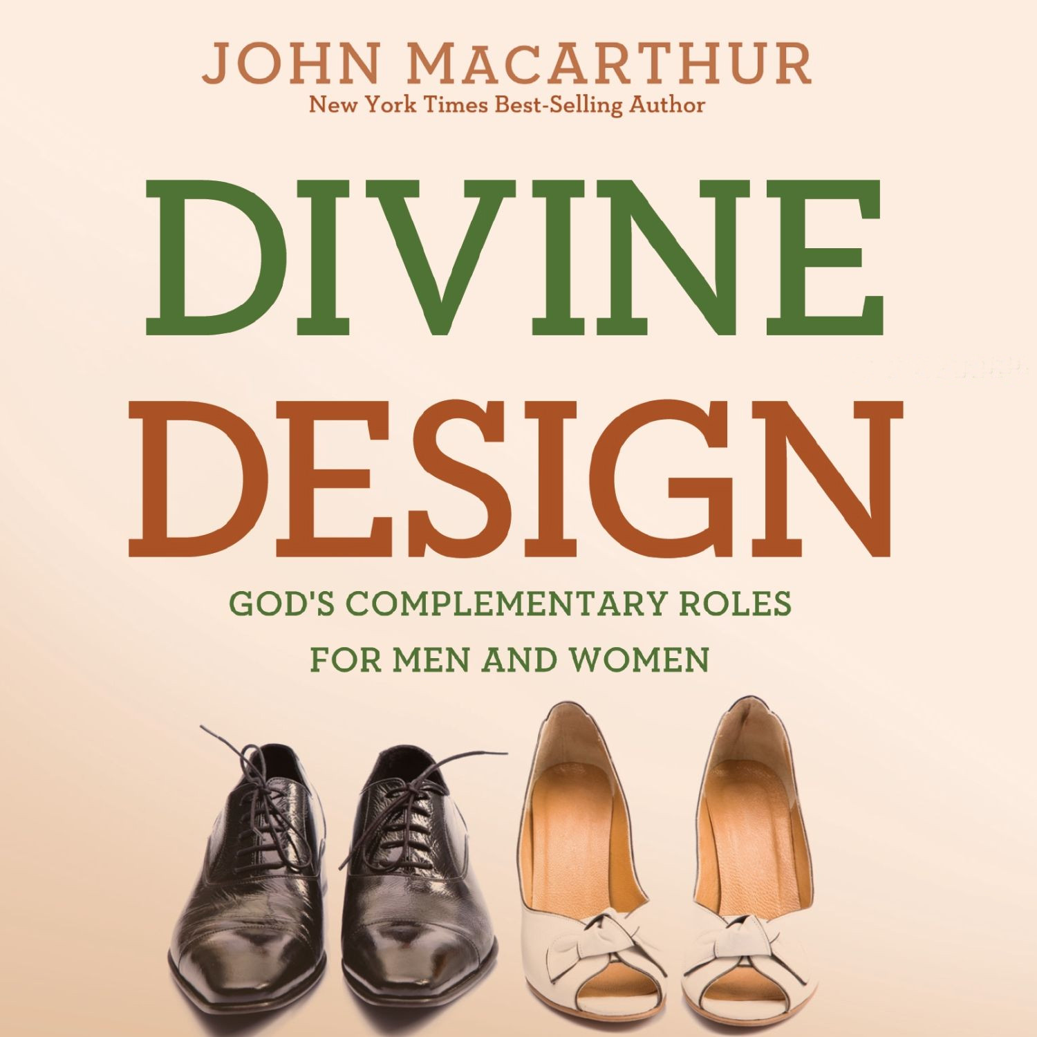 Printable Divine Design: God's Complementary Roles for Men and Women Audiobook Cover Art