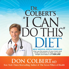 Dr. Colberts I Can Do This Diet Audiobook, by Don Colbert