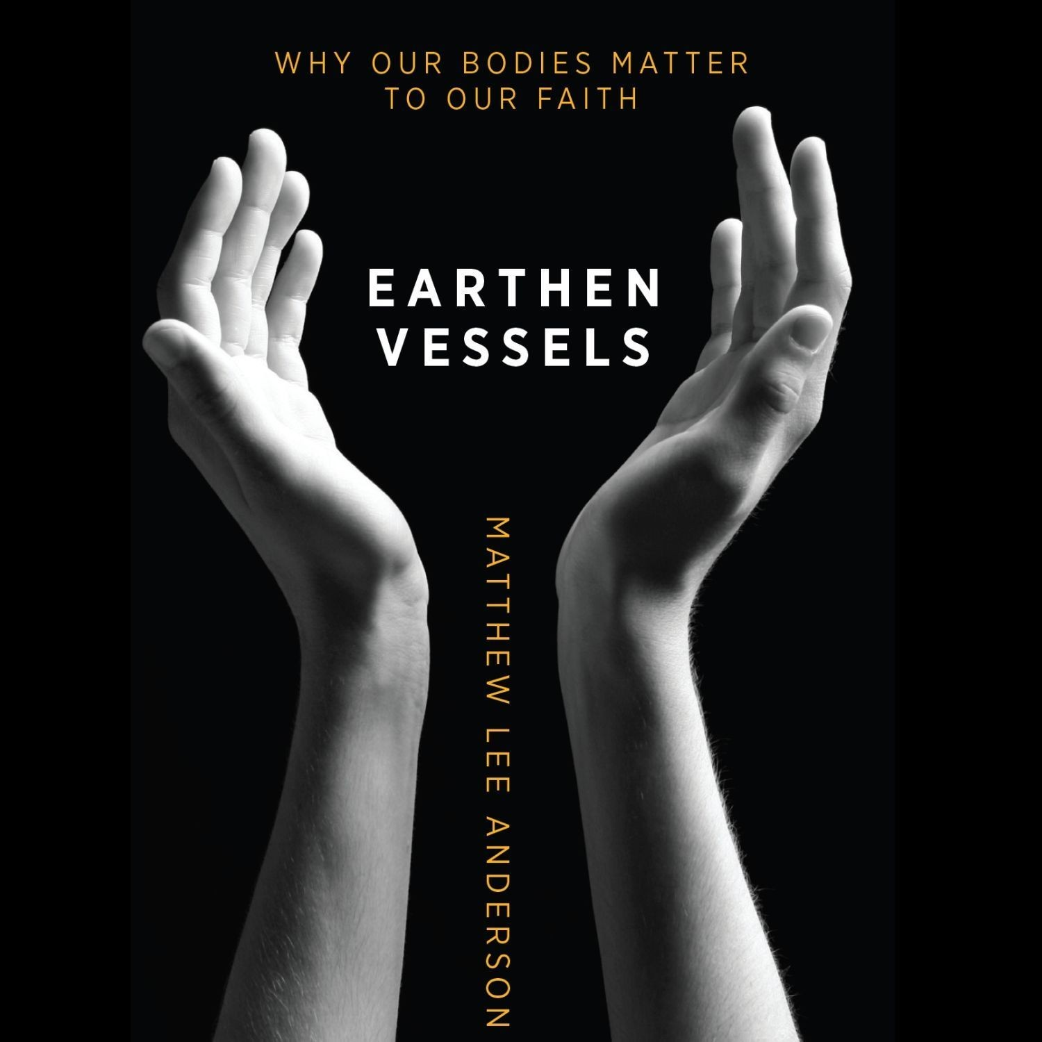 Printable Earthen Vessels: Why Our Bodies Matter to Our Faith Audiobook Cover Art