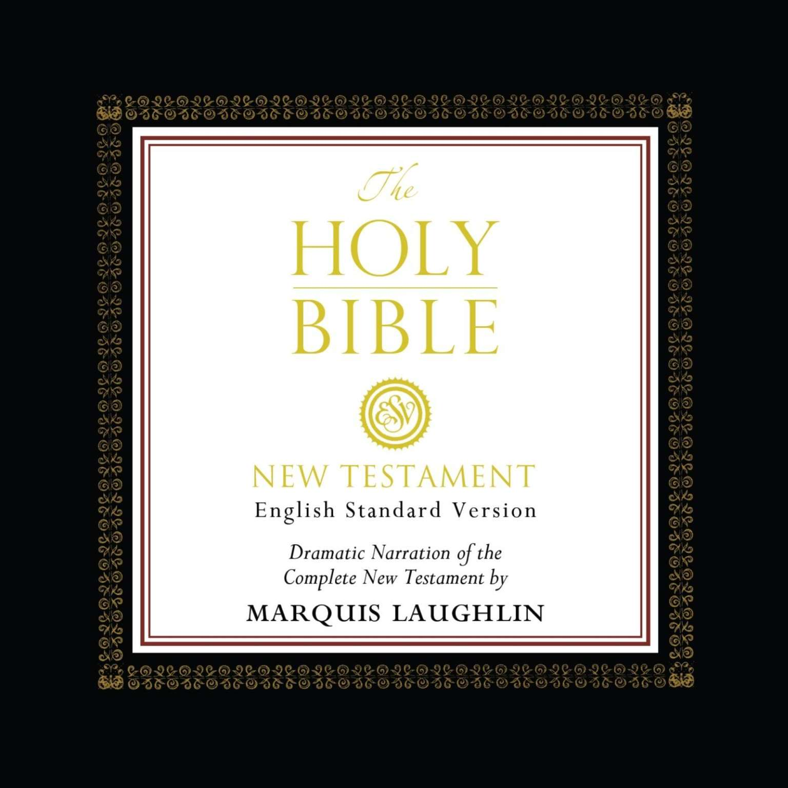 Printable ESV Bible: New Testament Audiobook Cover Art