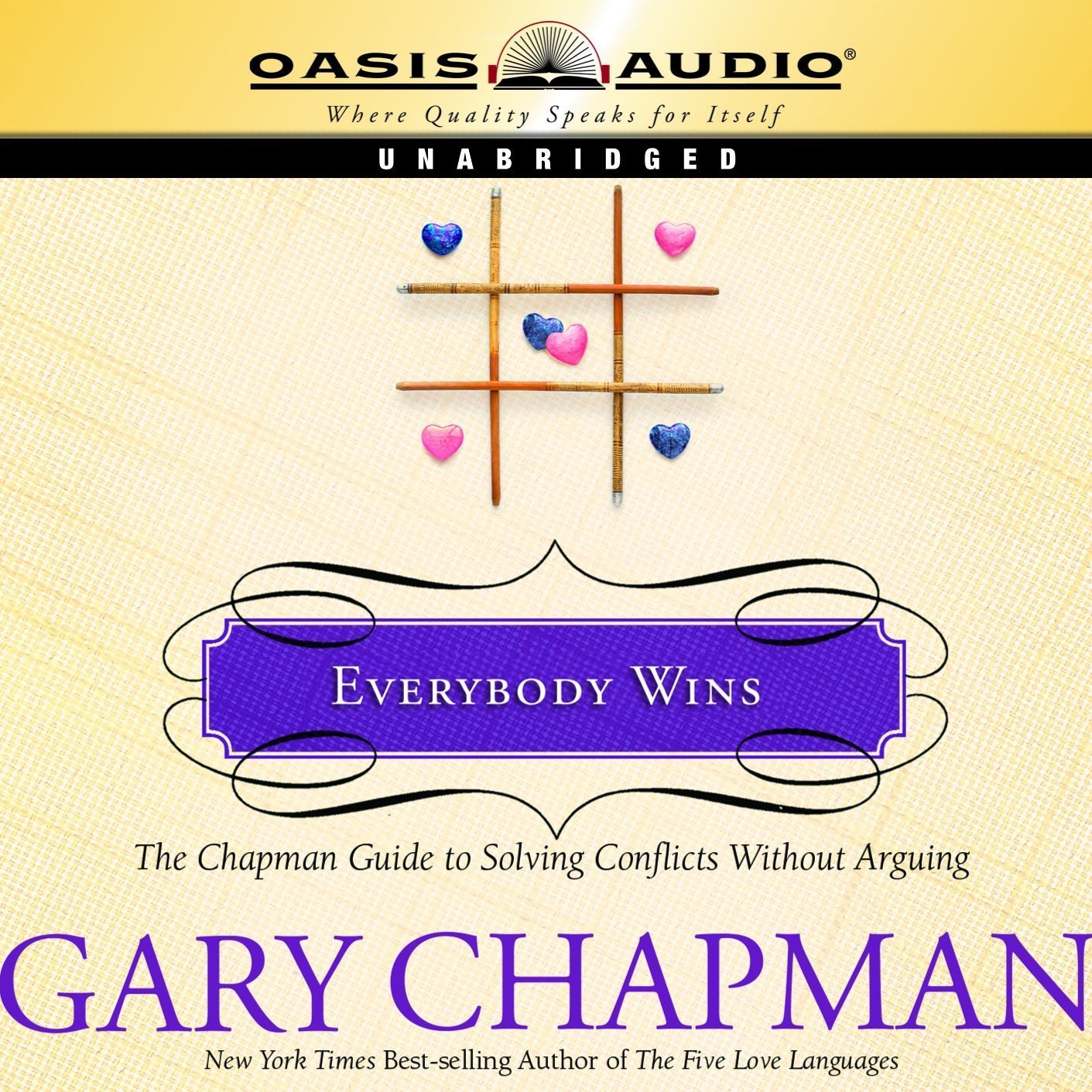 Printable Everybody Wins: The Chapman Guide to Solving Conflicts without Arguing Audiobook Cover Art