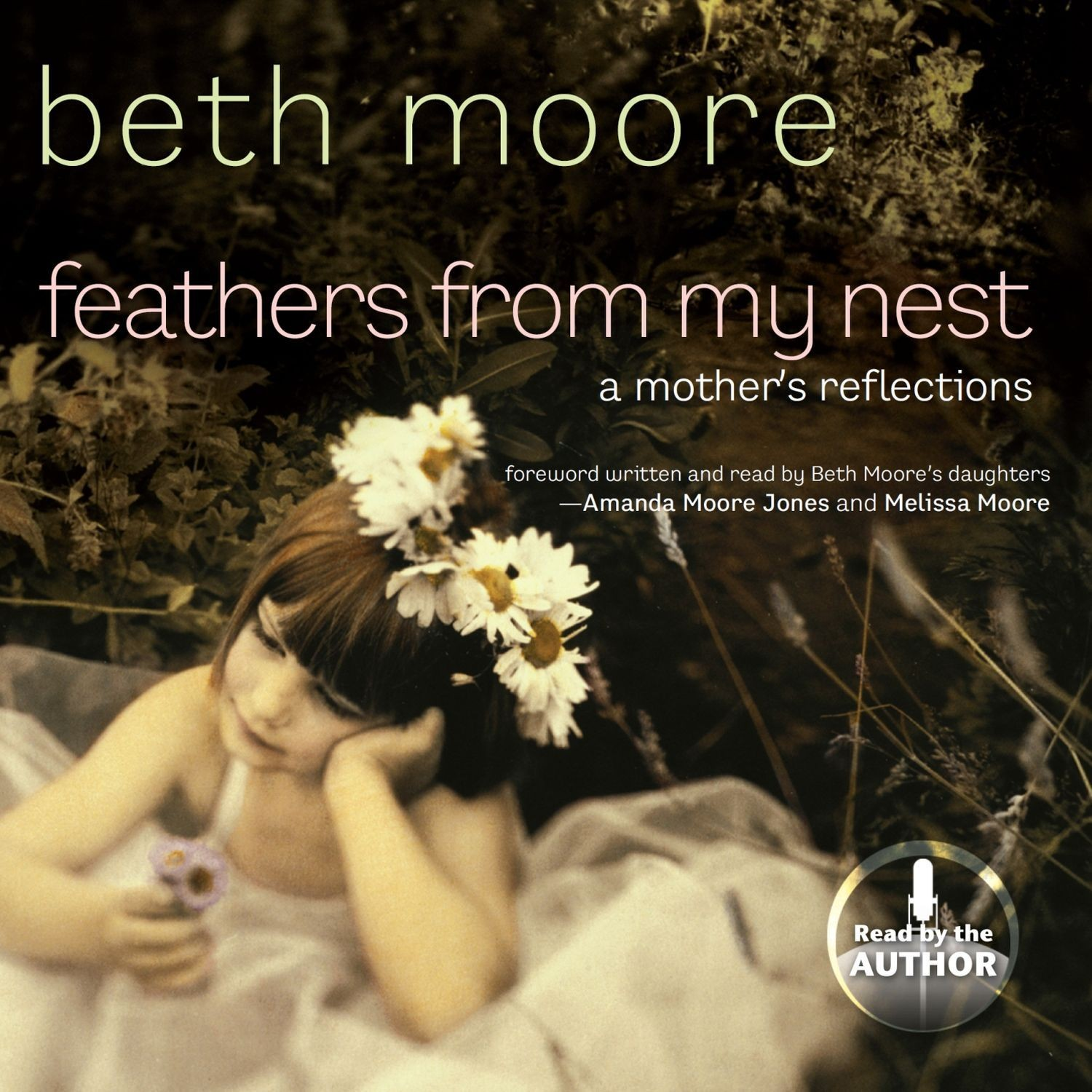 Printable Feathers from My Nest: A Mother's Reflections Audiobook Cover Art