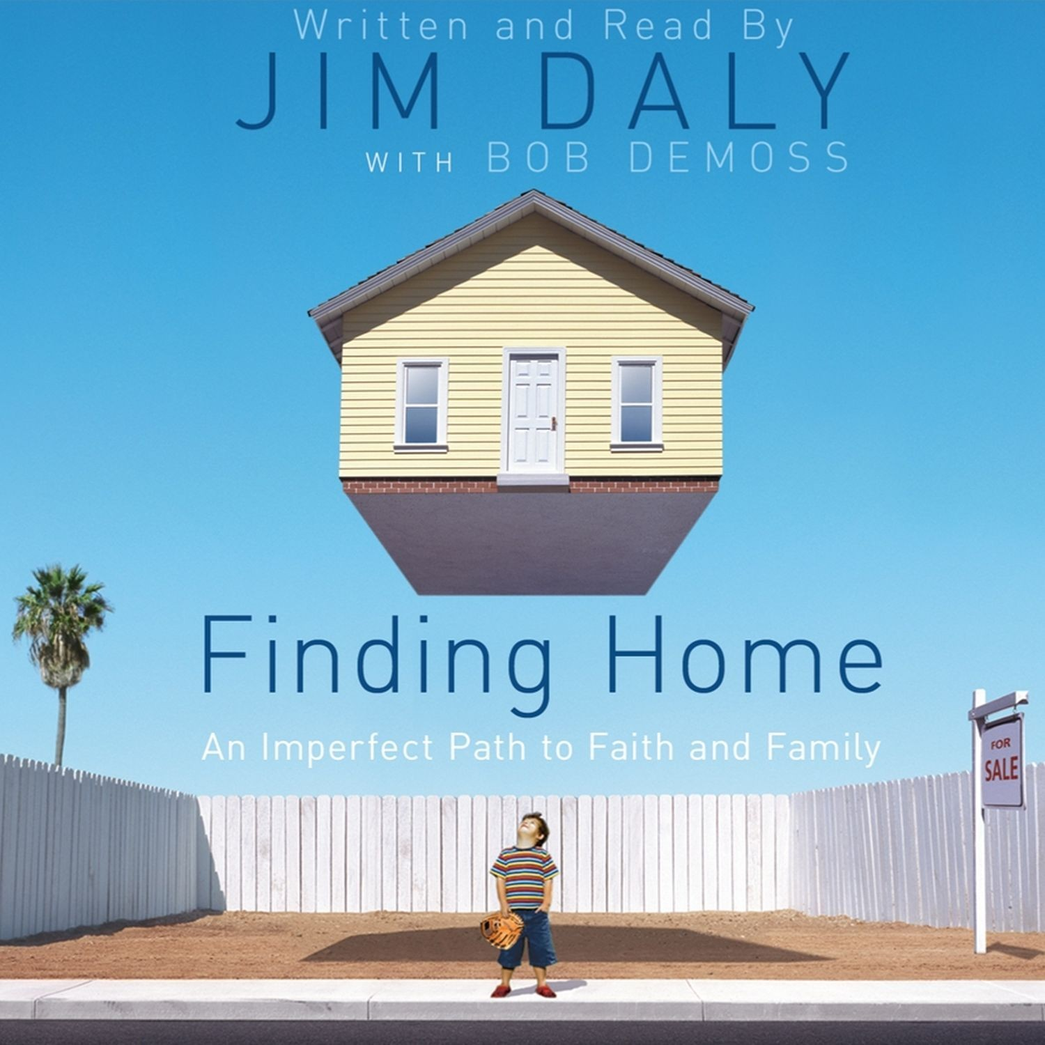 Printable Finding Home: An Imperfect Path to Faith and Family Audiobook Cover Art