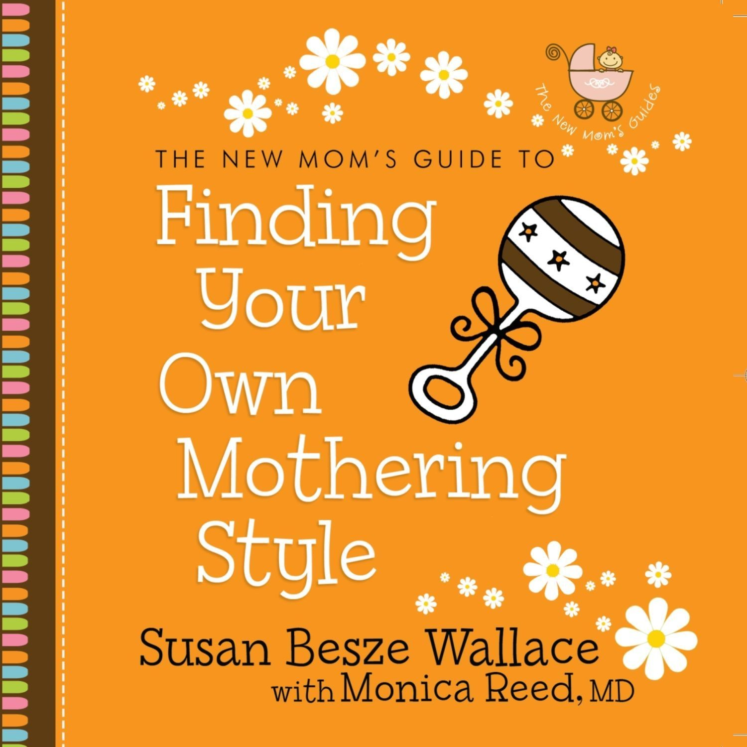 Printable Finding Your Own Mothering Style Audiobook Cover Art
