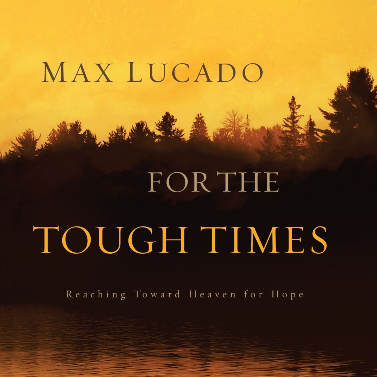 Printable For the Tough Times: Reaching toward Heaven for Hope Audiobook Cover Art