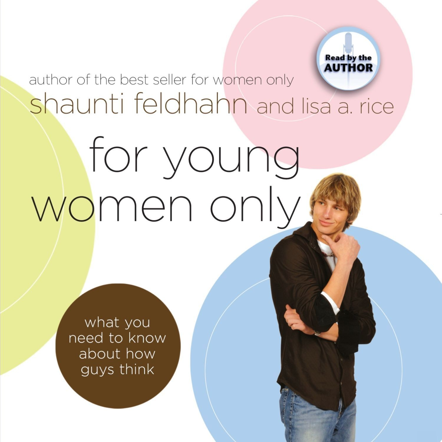 Printable For Young Women Only: What You Need to Know About How Guys Think Audiobook Cover Art