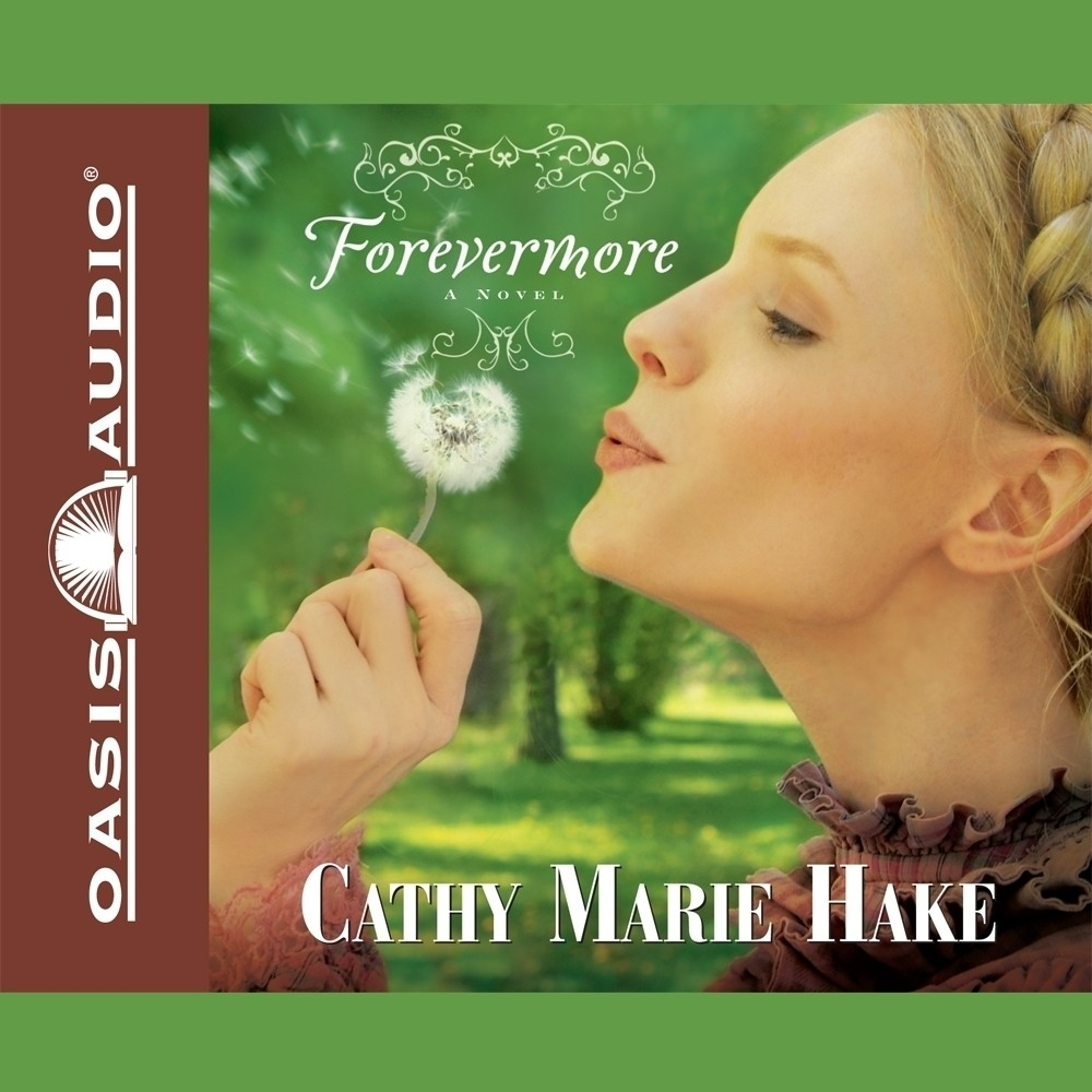 Printable Forevermore Audiobook Cover Art