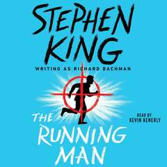The Running Man: The Audiobook, by Stephen King