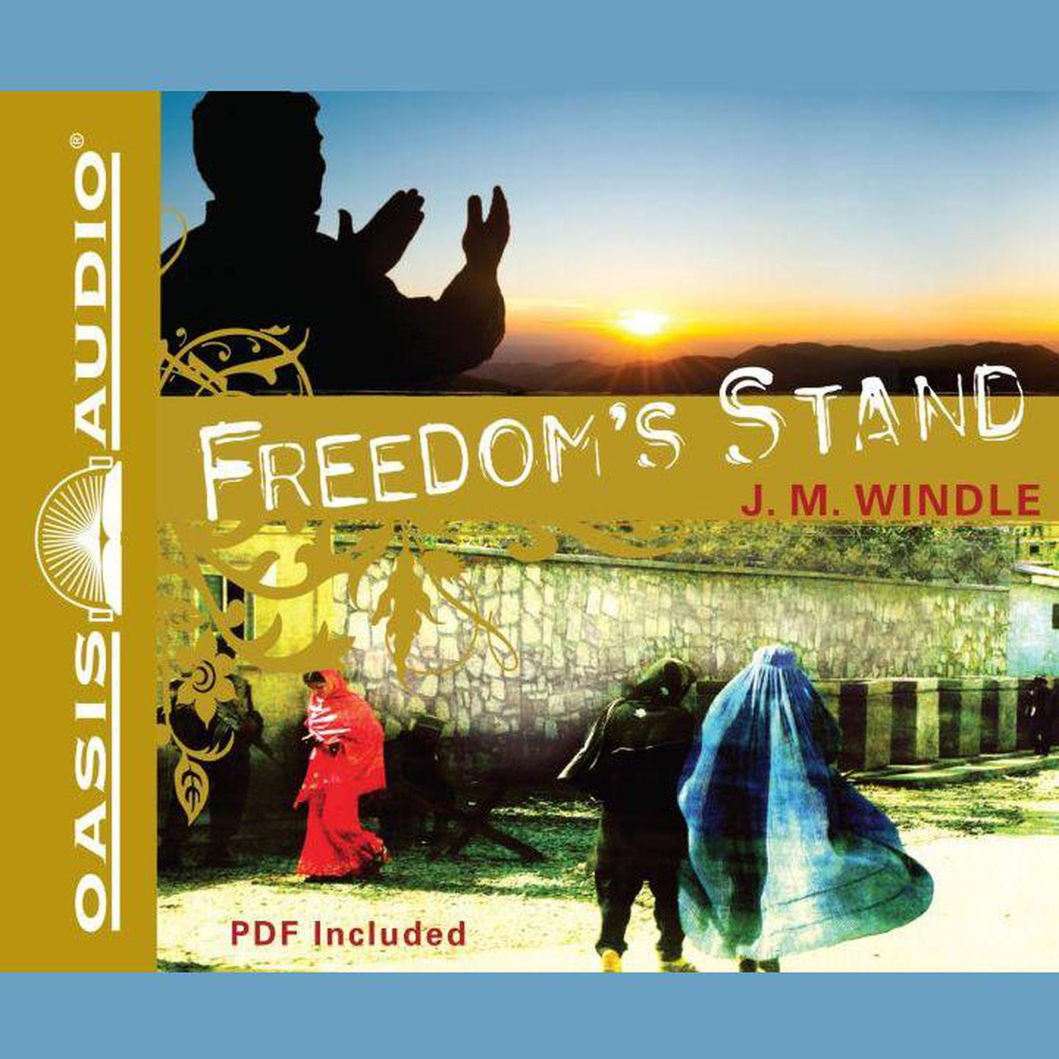 Printable Freedom's Stand Audiobook Cover Art