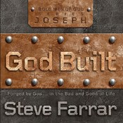 God Built: Shaped by God...in the Bad and Good of Life Audiobook, by Steve Farrar