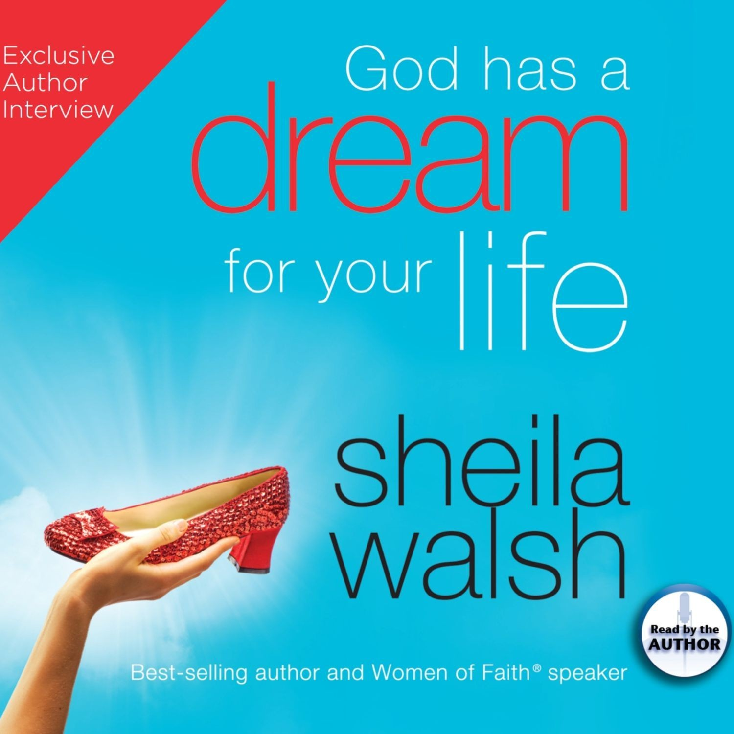 Printable God Has a Dream for Your Life Audiobook Cover Art