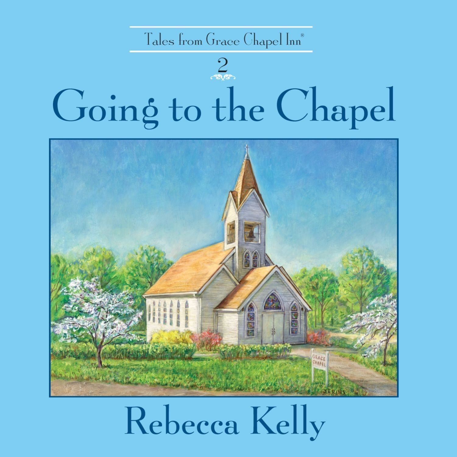 Printable Going to the Chapel Audiobook Cover Art