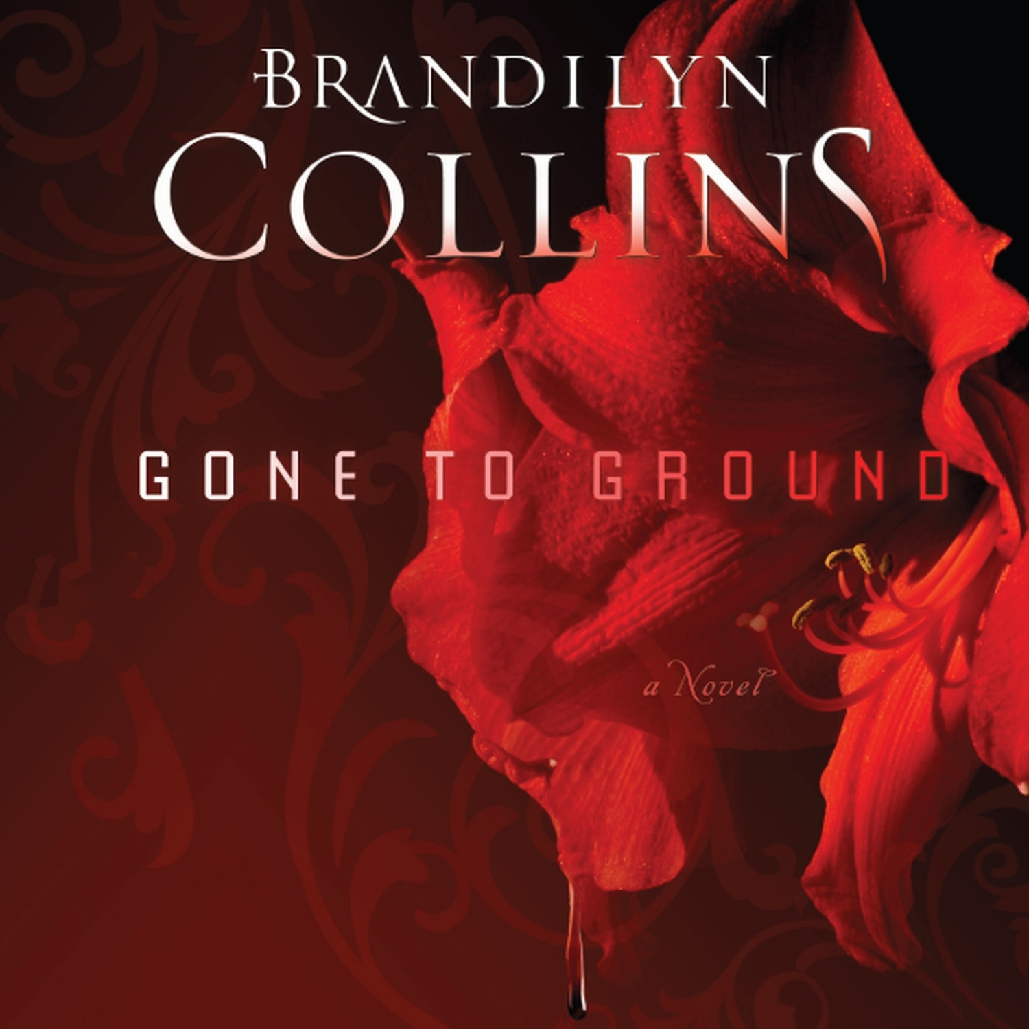 Printable Gone to Ground Audiobook Cover Art