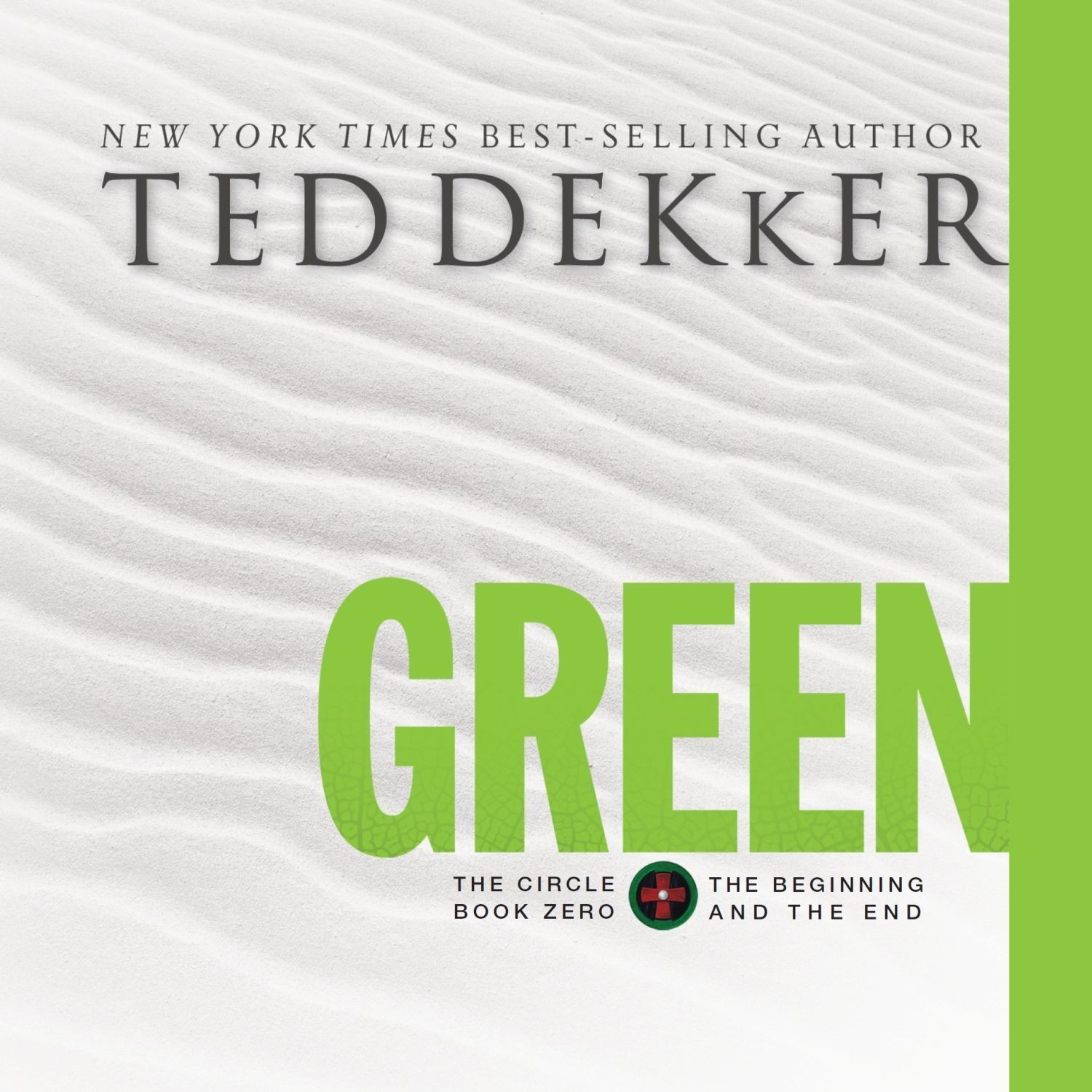 Printable Green: The Beginning and the End Audiobook Cover Art
