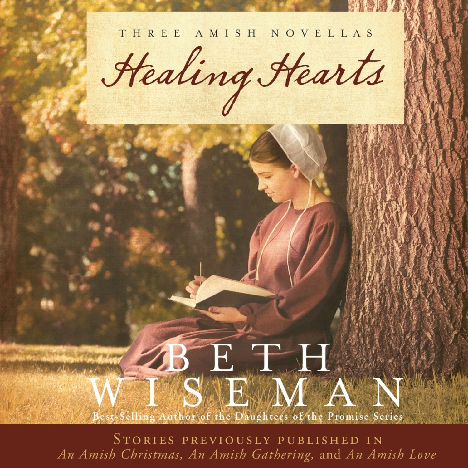 Printable Healing Hearts Audiobook Cover Art