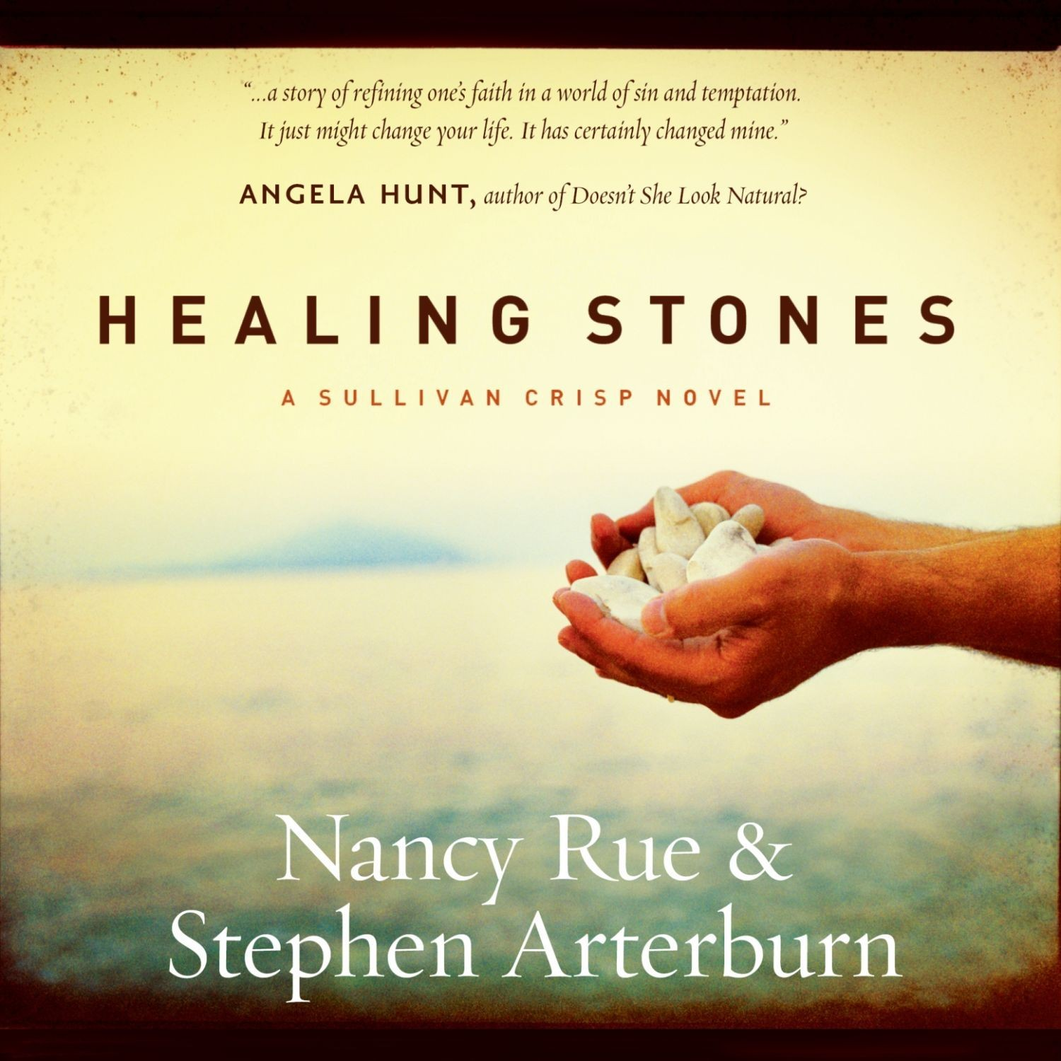 Printable Healing Stones Audiobook Cover Art