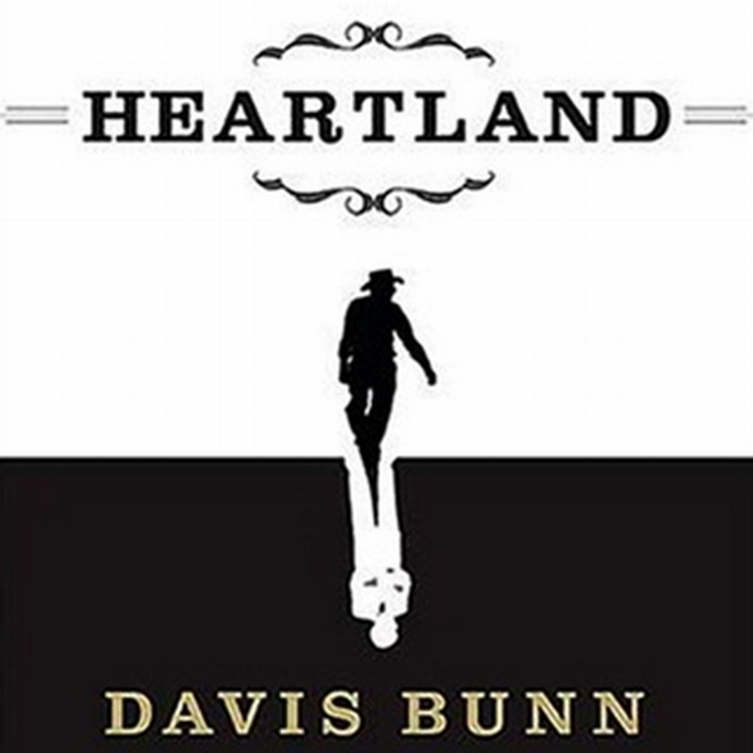 Printable Heartland Audiobook Cover Art