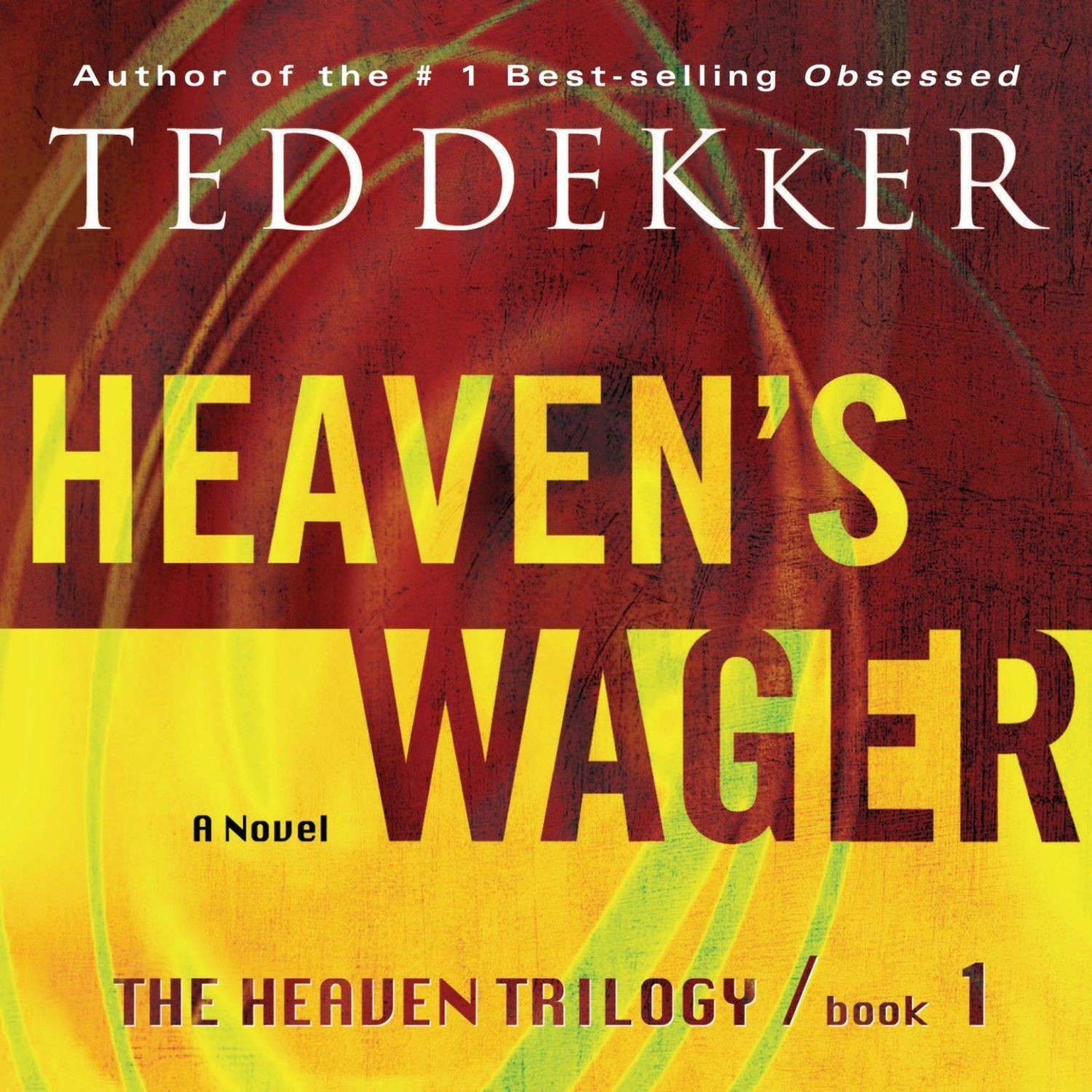 Printable Heaven's Wager Audiobook Cover Art