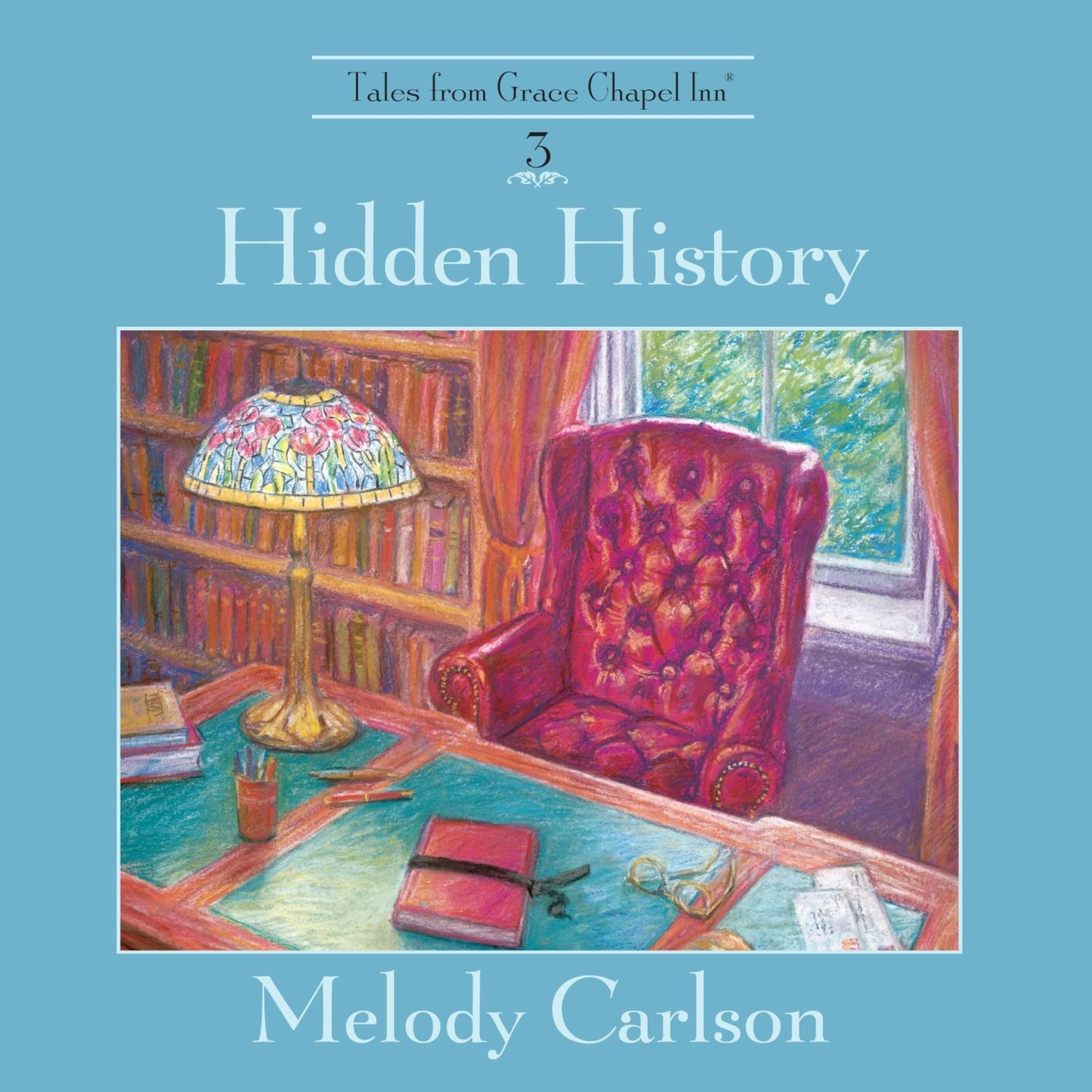 Printable Hidden History Audiobook Cover Art