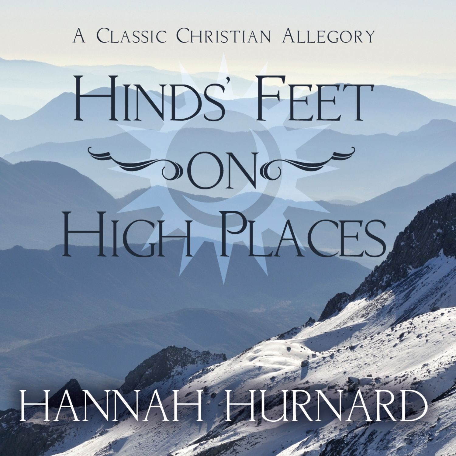 Printable Hind's Feet on High Places Audiobook Cover Art