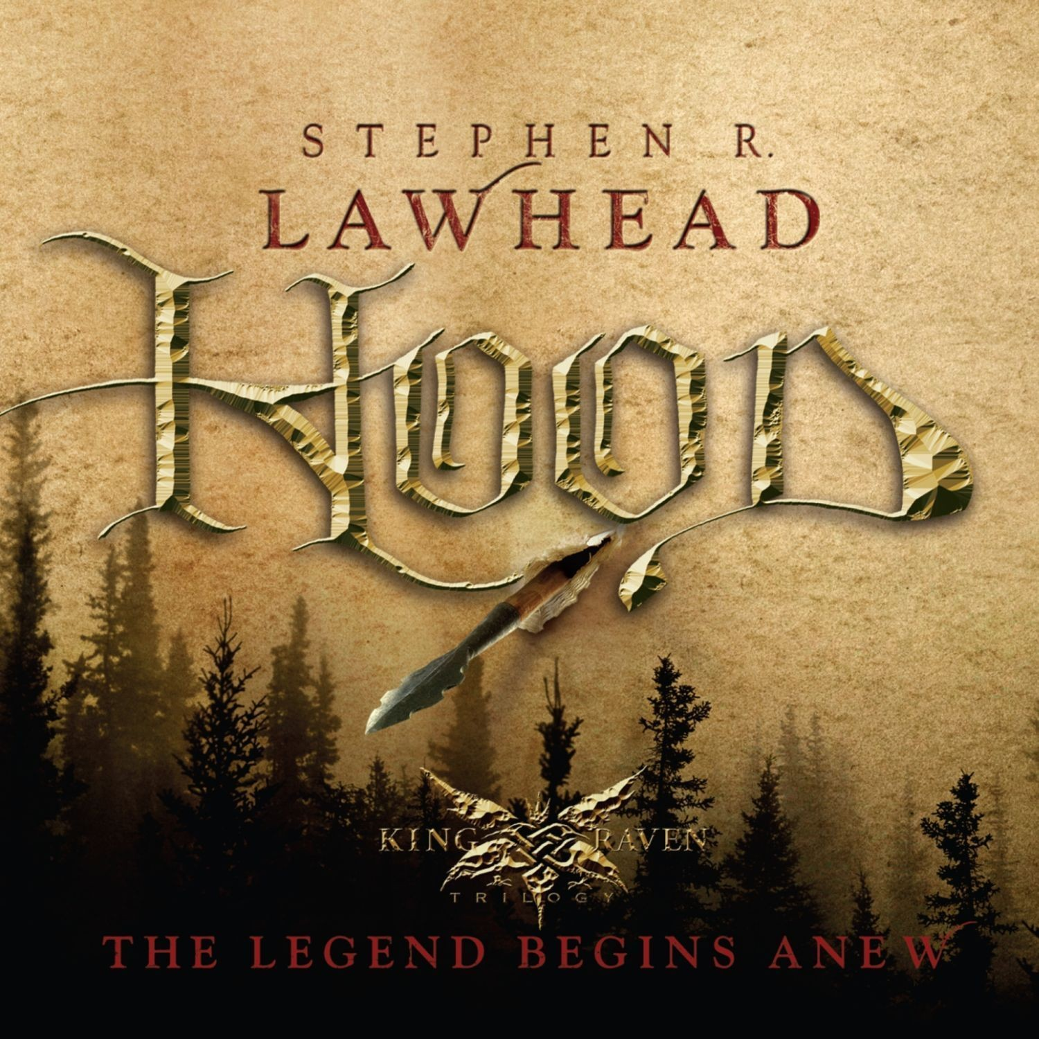 Printable Hood: The Legend Begins Anew Audiobook Cover Art