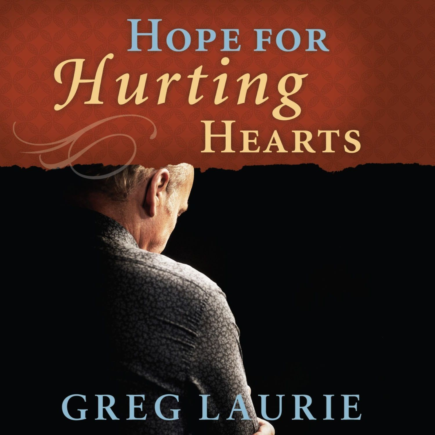 Printable Hope for Hurting Hearts Audiobook Cover Art