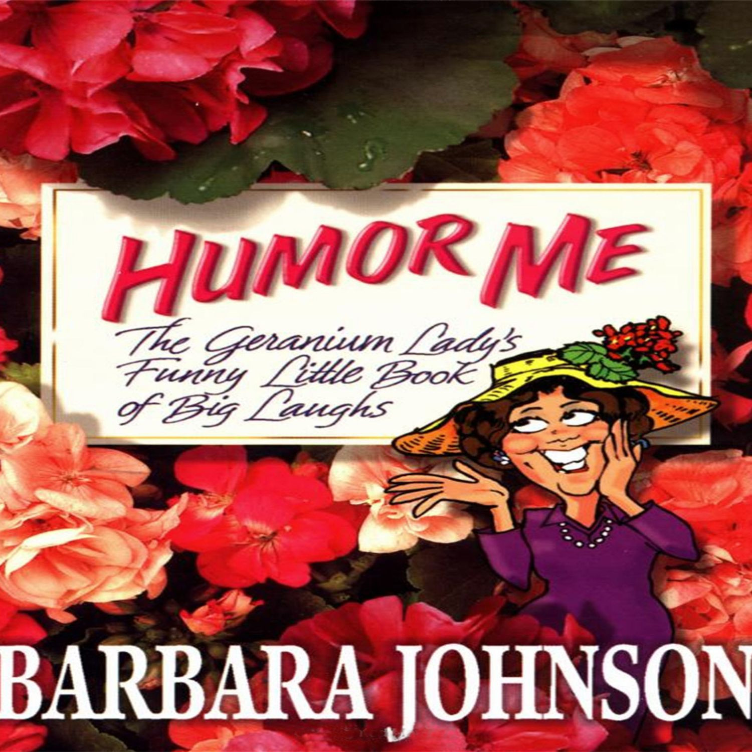 Printable Humor Me, I'm Your Mother! Audiobook Cover Art