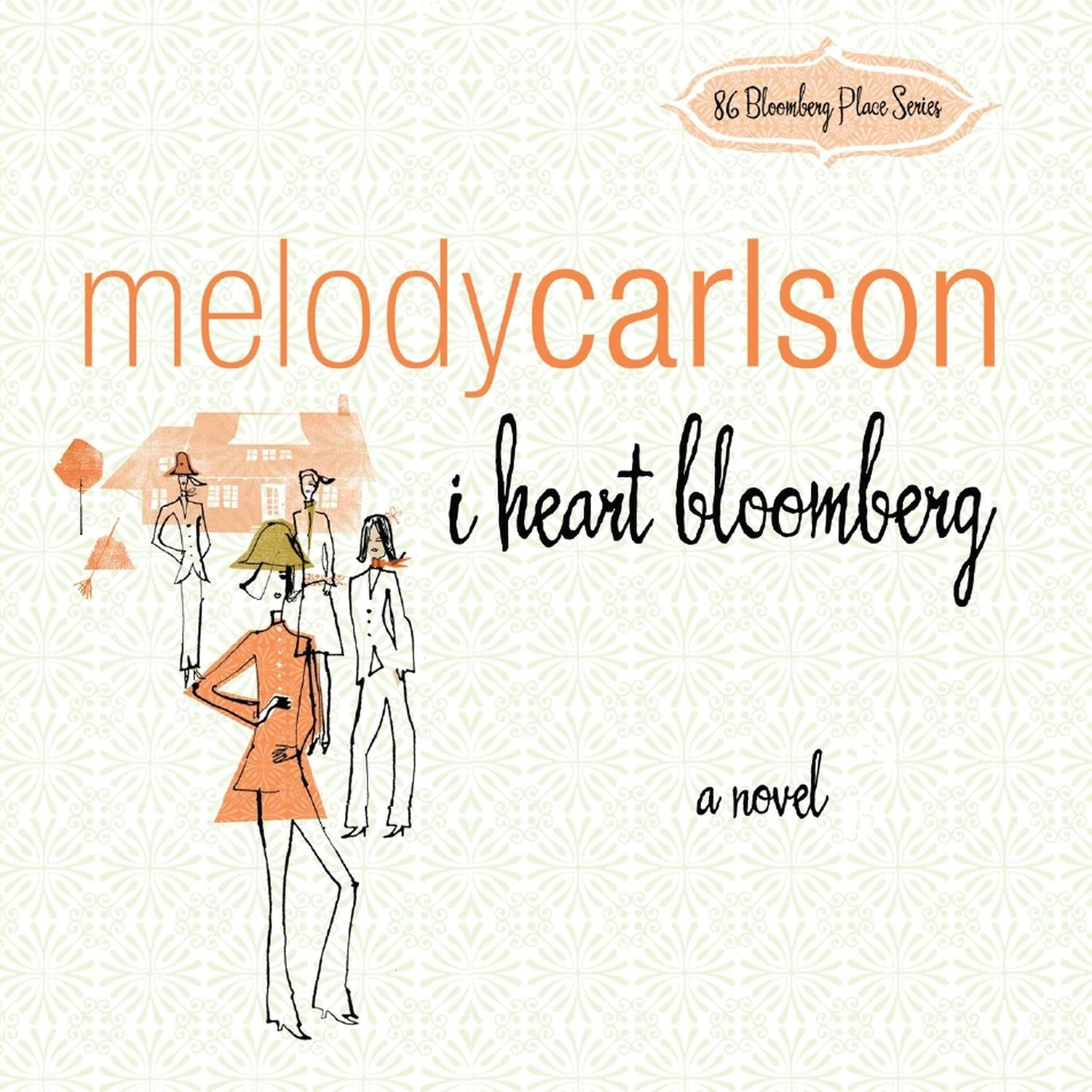 Printable I Heart Bloomberg Audiobook Cover Art