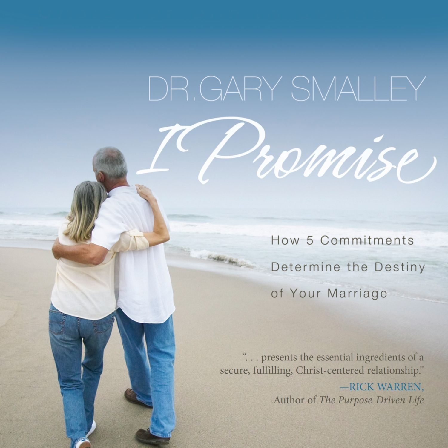 Printable I Promise: How 5 Commitments Determine the Destiny of Your Marriage Audiobook Cover Art