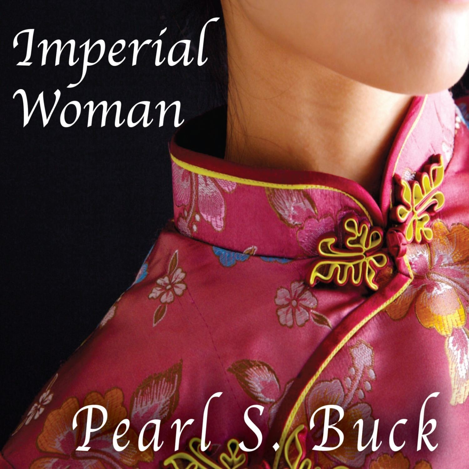 Printable Imperial Woman: The Story of the Last Empress of China Audiobook Cover Art