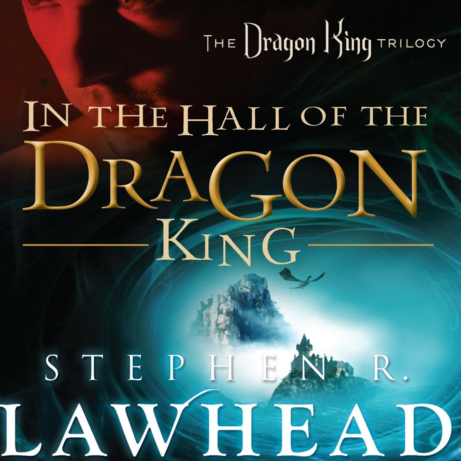 Printable In the Hall of the Dragon King Audiobook Cover Art