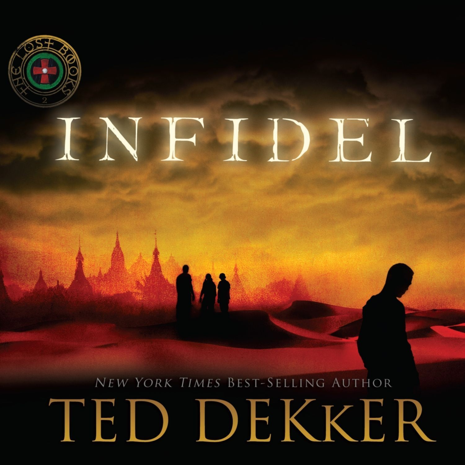 Printable Infidel Audiobook Cover Art