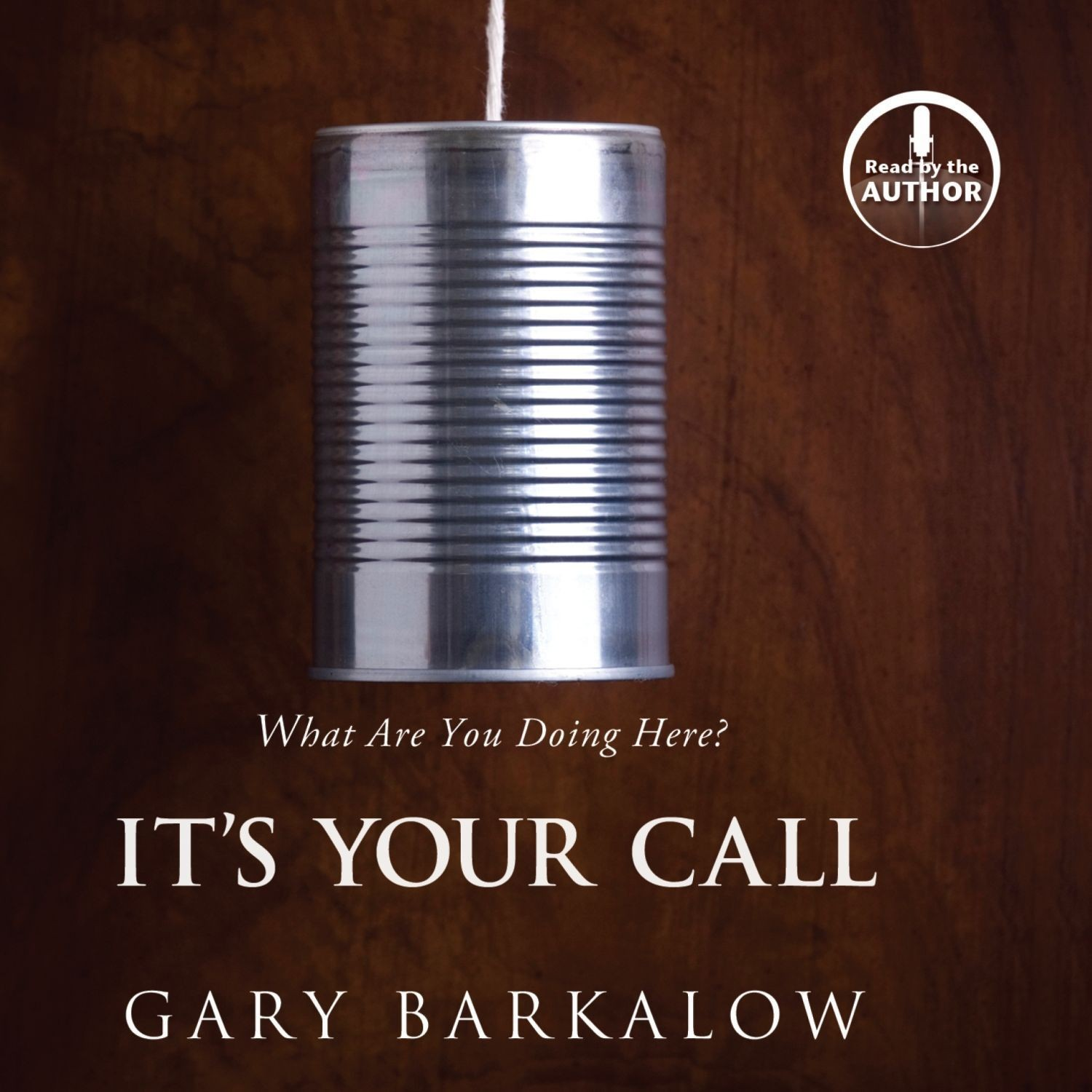 Printable It's Your Call: What Are You Doing Here? Audiobook Cover Art