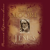 Jesus: 90 Days With the One and Only Audiobook, by Beth Moore