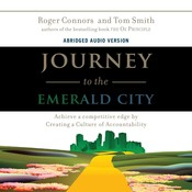 Journey to the Emerald City Audiobook, by Roger Connors