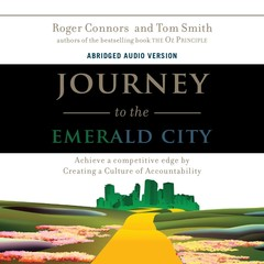 Journey to the Emerald City Audiobook, by Roger Connors, Tom Smith