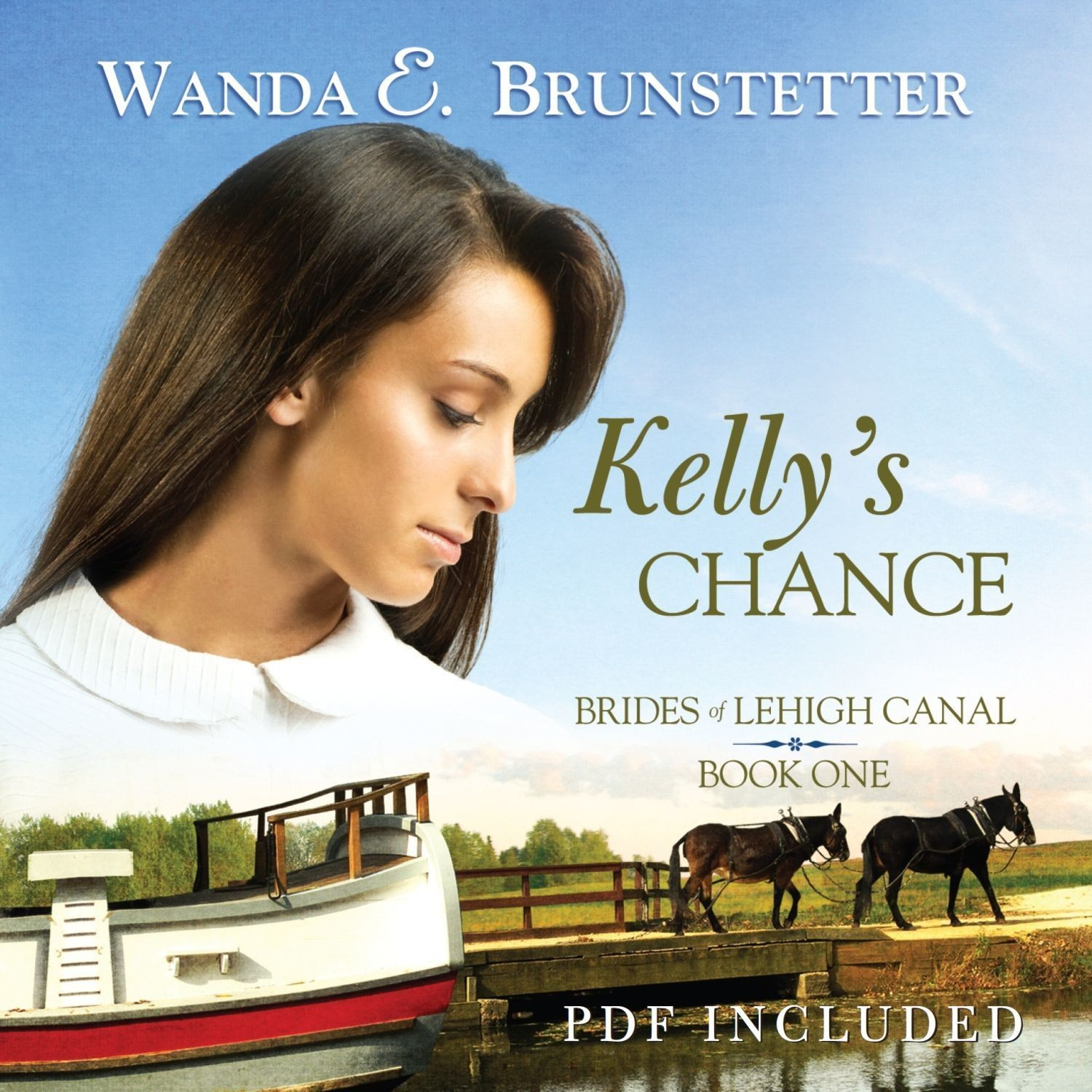 Printable Kelly's Chance Audiobook Cover Art