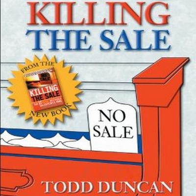 Killing the Sale: The 10 Fatal Mistakes Salespeople Make and How to Avoid Them Audiobook, by