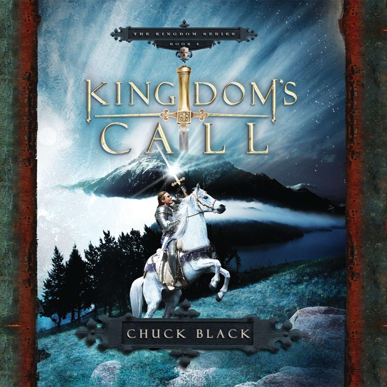 Printable Kingdom's Call Audiobook Cover Art