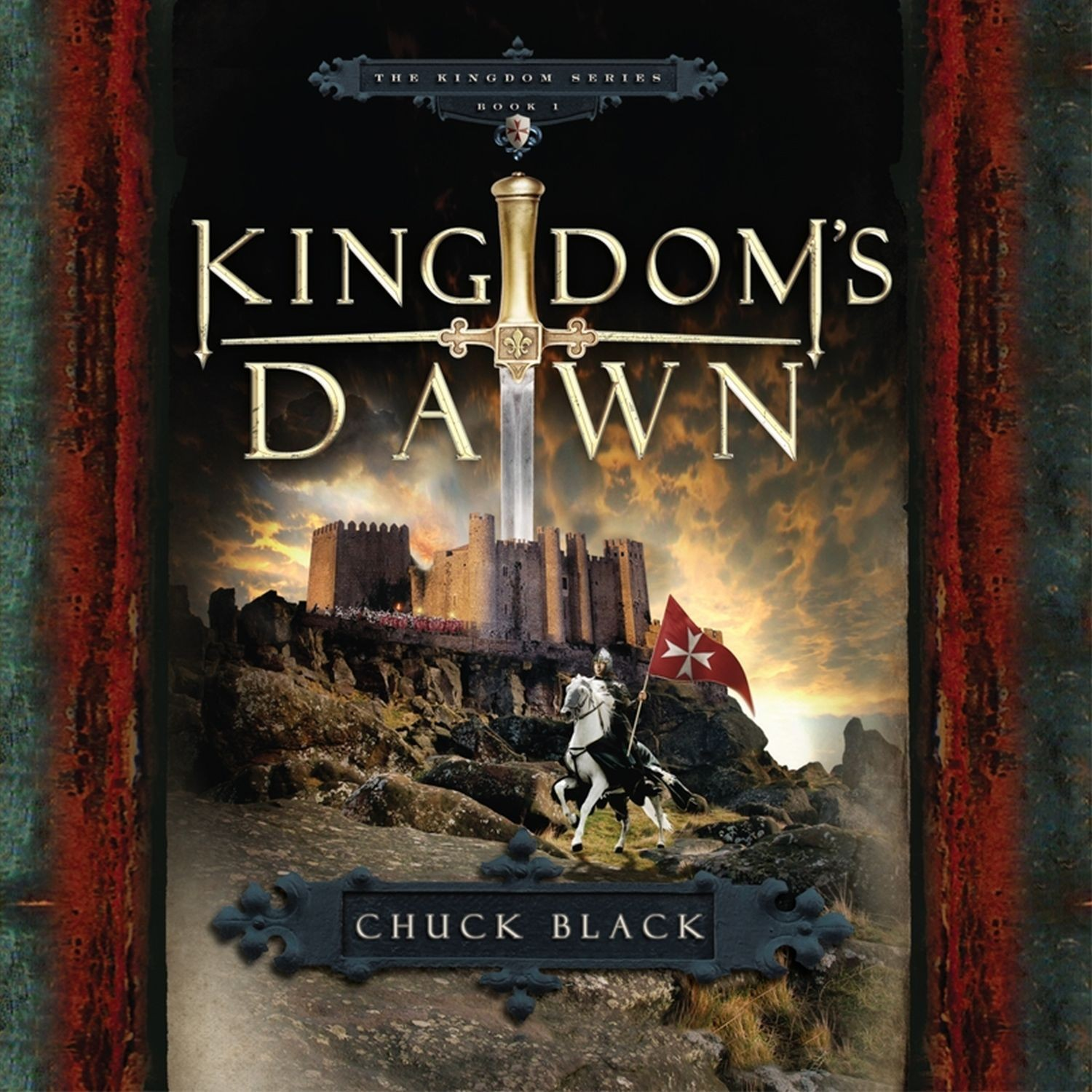 Printable Kingdom's Dawn Audiobook Cover Art