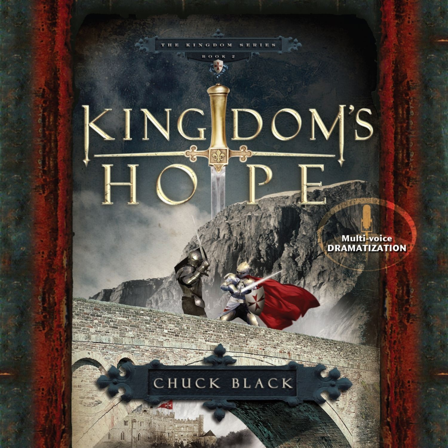 Printable Kingdom's Hope Audiobook Cover Art