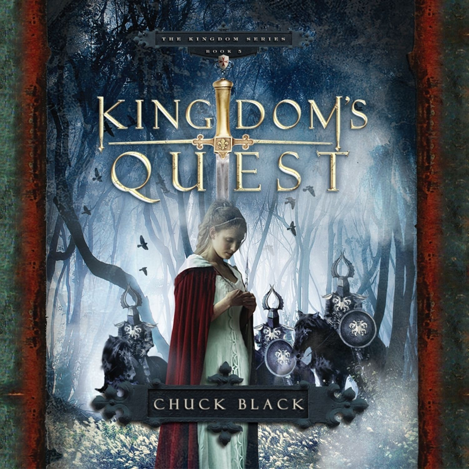 Printable Kingdom's Quest Audiobook Cover Art