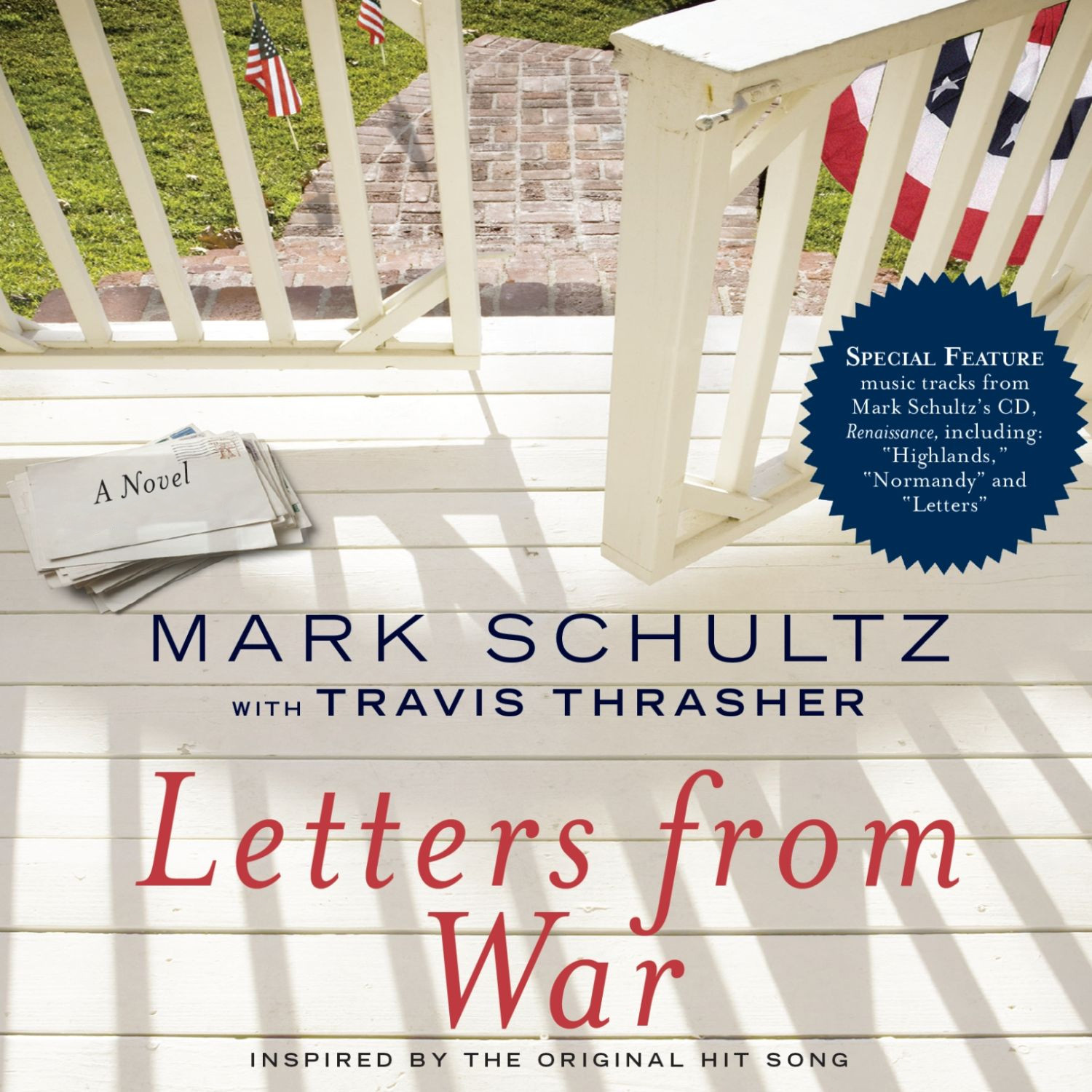 Printable Letters from War: A Novel Audiobook Cover Art