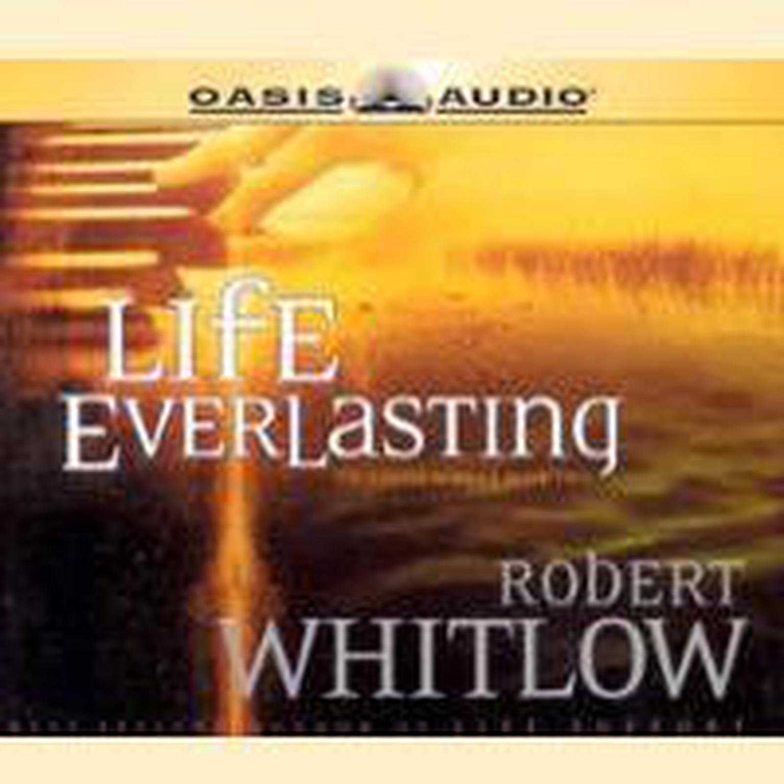Printable Life Everlasting Audiobook Cover Art