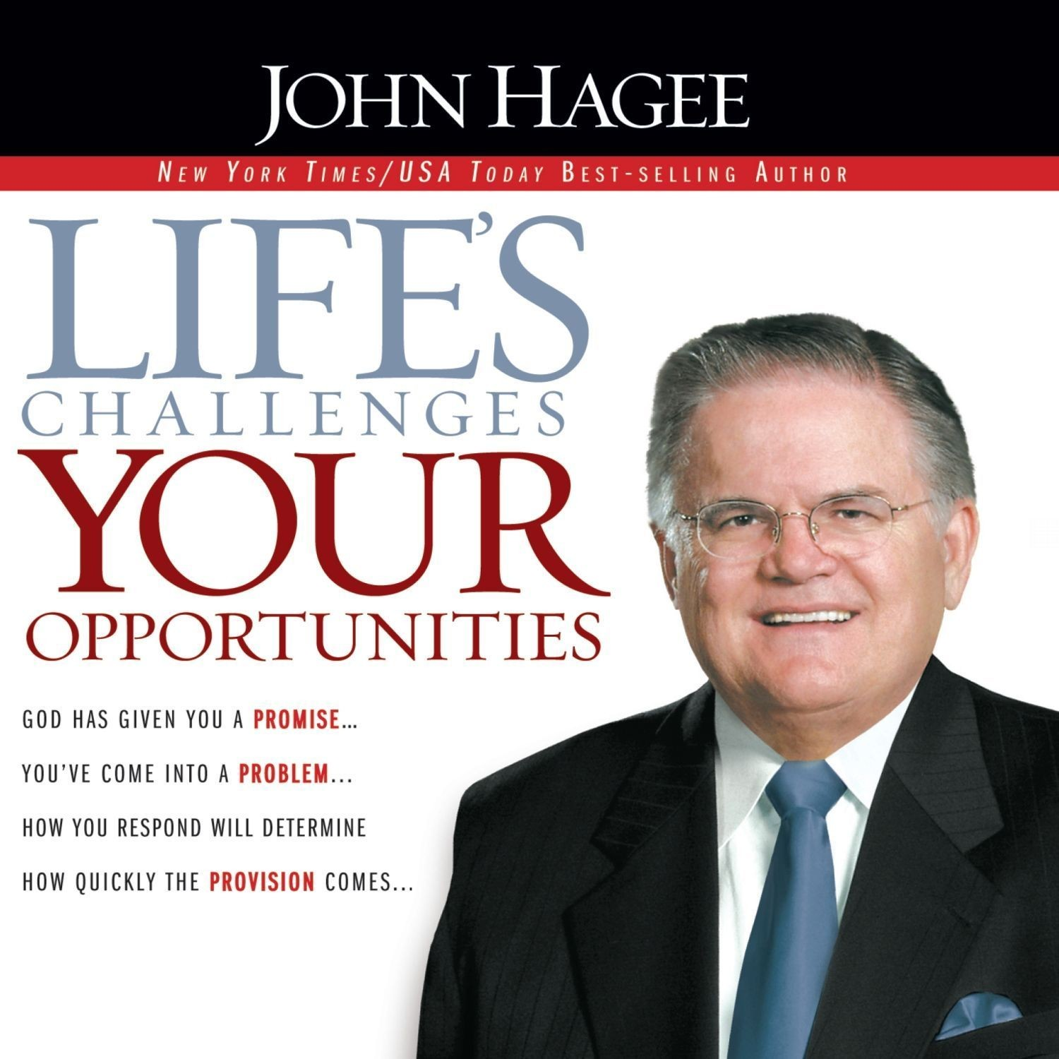 Printable Life's Challenges, Your Opportunities Audiobook Cover Art