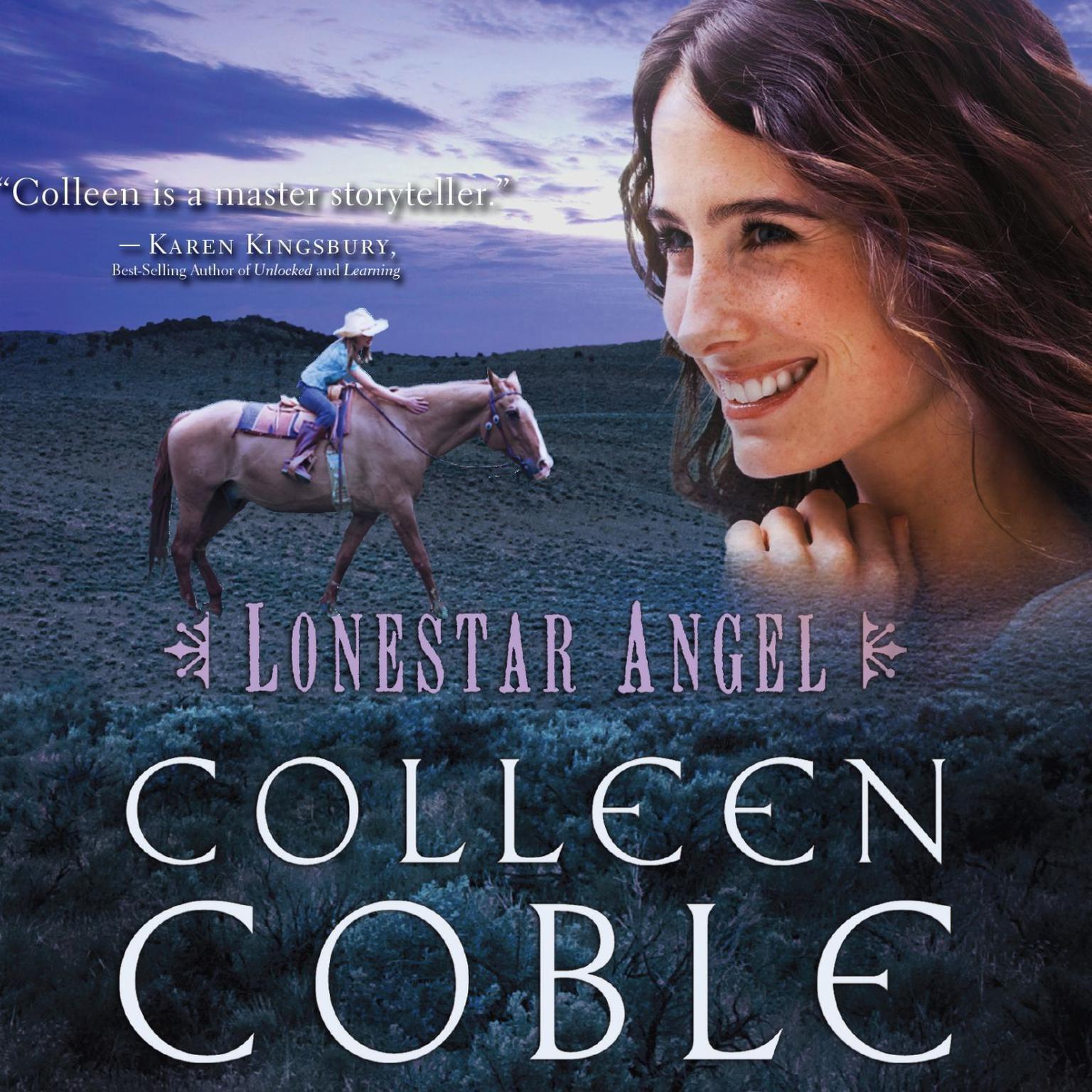 Printable Lonestar Angel Audiobook Cover Art